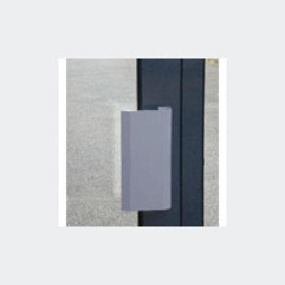 poign e de tirage pour porte battante poign e aileron. Black Bedroom Furniture Sets. Home Design Ideas