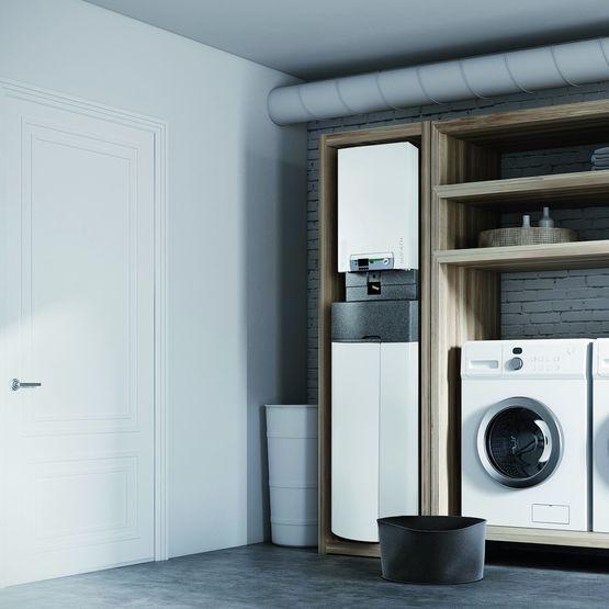 lizea iv neo pompe chaleur a rothermique compacte 3 en 1 batiproduits. Black Bedroom Furniture Sets. Home Design Ideas