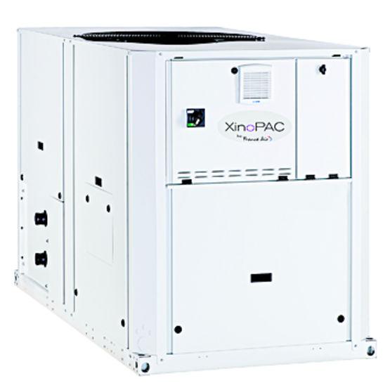 pompe chaleur a rothermique jusqu 78 kw compatible gtb xinopac france air. Black Bedroom Furniture Sets. Home Design Ideas