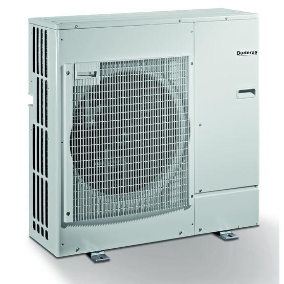 pompe chaleur air eau de 9 2 kw de puissance logatherm wpl 9 mr buderus chauffage. Black Bedroom Furniture Sets. Home Design Ideas