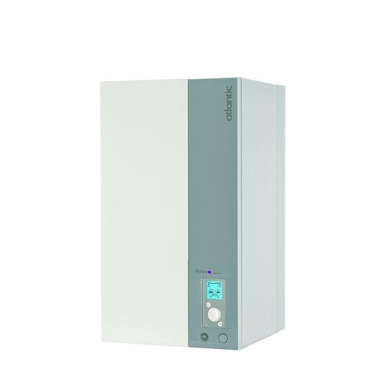 pompe chaleur air eau hautes performances avec split inverter. Black Bedroom Furniture Sets. Home Design Ideas
