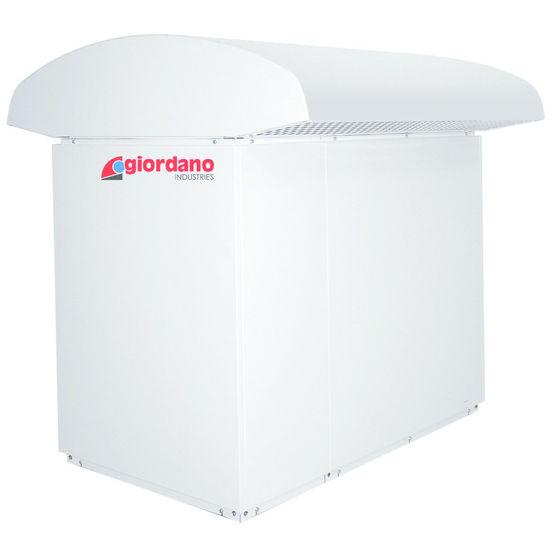 Pompe chaleur air eau int rieure ou ext rieure giordano - Pompe a chaleur monobloc interieur ...
