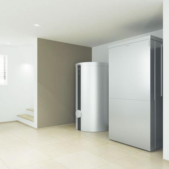 pompe chaleur air eau pour installation ext rieure int rieure vitocal 300 a r versible. Black Bedroom Furniture Sets. Home Design Ideas