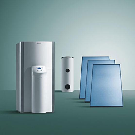 pompe chaleur gaz adsorption tr s haut rendement vaillant. Black Bedroom Furniture Sets. Home Design Ideas