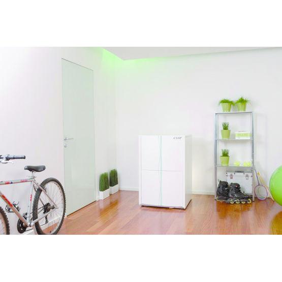 pompe chaleur g othermique modulaire g kub ciat. Black Bedroom Furniture Sets. Home Design Ideas