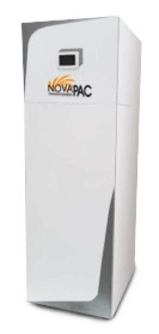 Pompe chaleur thermodynamique int rieure de 3 7 et 4 8 - Pompe a chaleur monobloc interieur ...