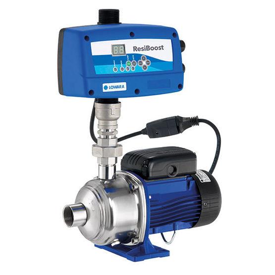 Pompe auto amor ante ou multicellulaire avec variateur de fr quence resiboost xylem - Pompe auto amorcante ...