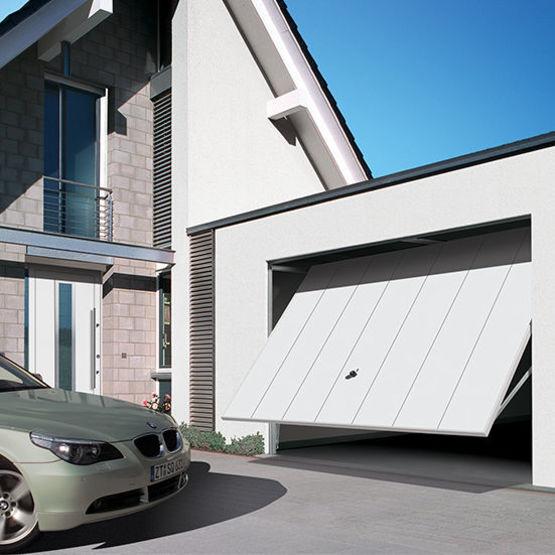 porte basculante pour garage simple ou double jusqu 39 5 m tres berry n 80 n 500 h rmann. Black Bedroom Furniture Sets. Home Design Ideas