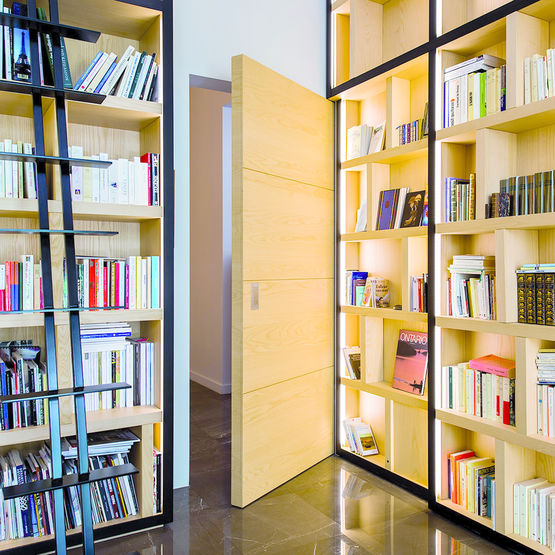 porte cloison pour espace modulable elezio openwall. Black Bedroom Furniture Sets. Home Design Ideas