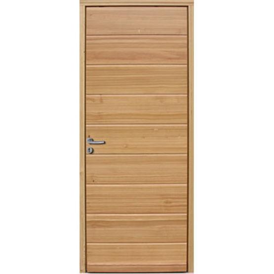 porte dentr233e en bois massif 224 isolation thermique