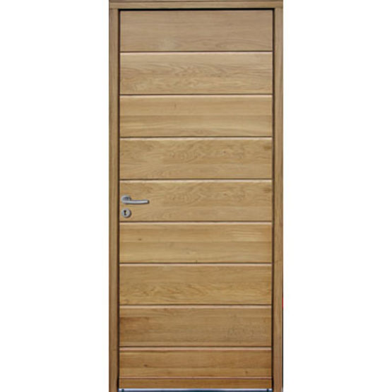 porte d 39 entr e en bois massif isolation thermique int gr e gavarnie mab. Black Bedroom Furniture Sets. Home Design Ideas