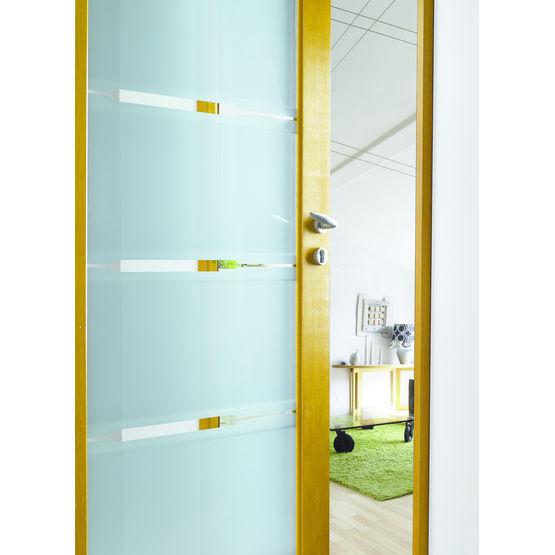porte d 39 entr e en bois personnalisable atlantem. Black Bedroom Furniture Sets. Home Design Ideas