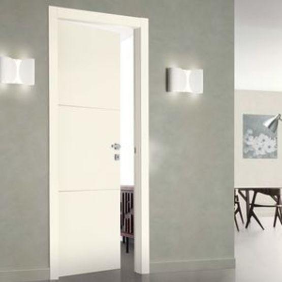 Gamme tr sor porte d int rieur battante en bois batiproduits - Porte d interieur en bois ...