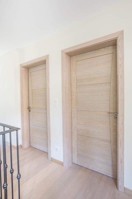 Mistral porte d 39 int rieur en bois massif au style scandinave for Acheter porte interieur