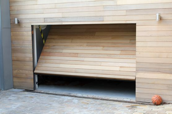 Porte de garage basculante non d bordante et autoportante m lodia safir - Porte de garage 4m ...