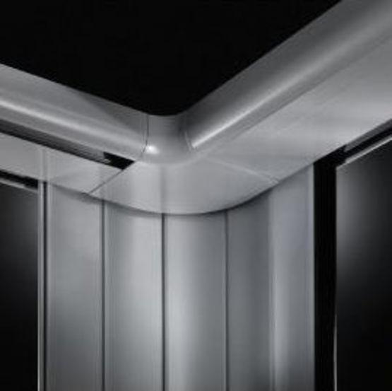 porte de garage en aluminium d placement lat ral masterlis d placement lat ral provelis. Black Bedroom Furniture Sets. Home Design Ideas