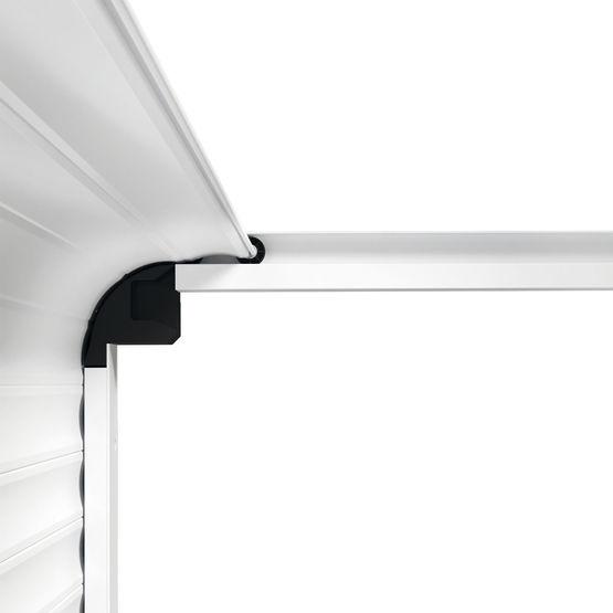 Rollmatic od porte de garage enroulable refoulement - Porte de garage a refoulement plafond ...