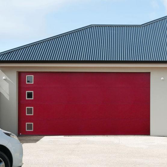 Vénus : Porte De Garage 2 Vantaux – Batiproduits