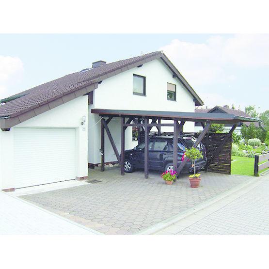 Porte enroulable avec tablier lames de 55 ou 77 mm de for Fabricant de porte de garage enroulable