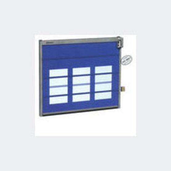 Porte industrielle souple empilement pour int rieur ou for Ou acheter porte interieur