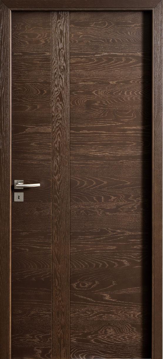 Emia gamme nature porte int rieure parement en ch ne for Lapeyre porte interieur chene