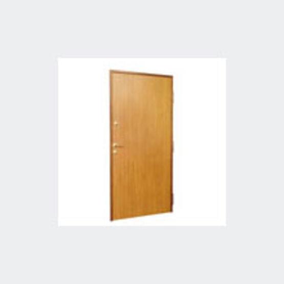 Porte pali re blind e parements aspect bois et serrure for Portes principales bois