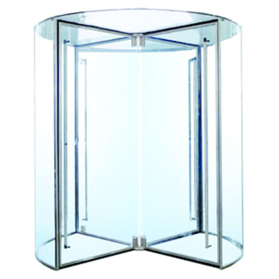 porte tambour transparente crystal tourniket boon edam france. Black Bedroom Furniture Sets. Home Design Ideas