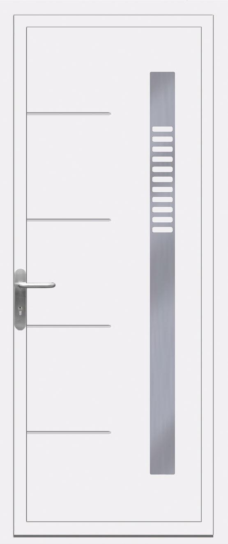 Panneaux pvc exterieur for Porte exterieur rona