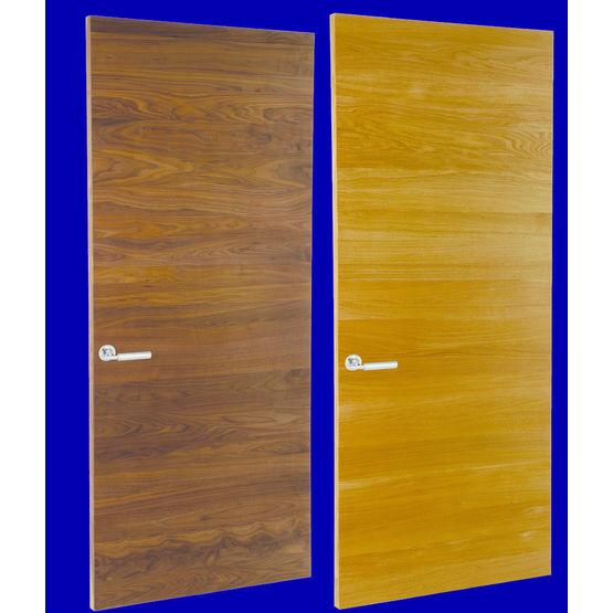 portes en panneau bois assemblage invisible square line pro porte ravier. Black Bedroom Furniture Sets. Home Design Ideas