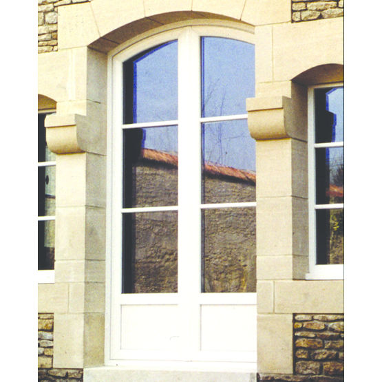 Porte fenetre pvc renovation lapeyre for Fenetre pvc coulissante renovation
