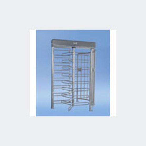 Portillon tambour rotatif magnetic autocontrol for Porte logique pneumatique