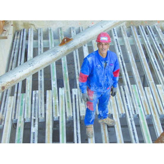 Poutre aluminium pour étaiement   Poutre H10 - Jalmat