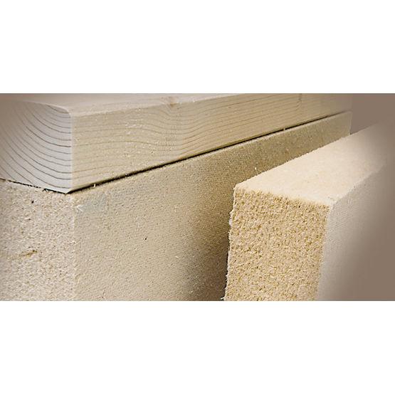Poutre support en bois isol e pour parois minces plus d - Poutre bois pour exterieur ...