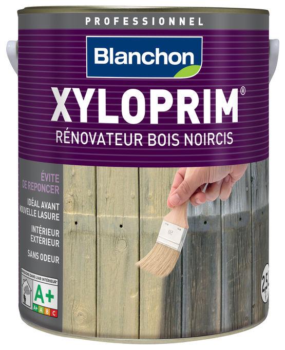 Primaire Avant Lasure Pour Bois Grisaills Et Noircis  Xyloprim
