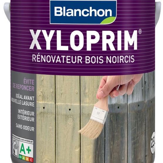 Primaire Avant Lasure Pour Bois Grisaillés Et Noircis | Xyloprim Bois  Noircis