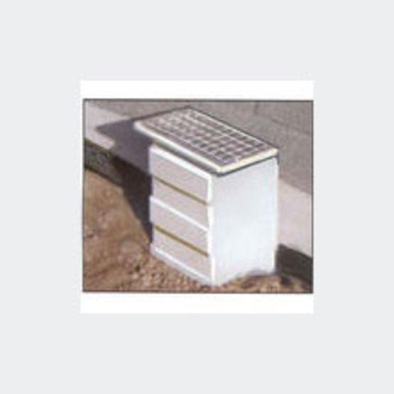 prise d 39 air ext rieure pour l 39 a ration des vides sanitaires et sous sols mea france. Black Bedroom Furniture Sets. Home Design Ideas