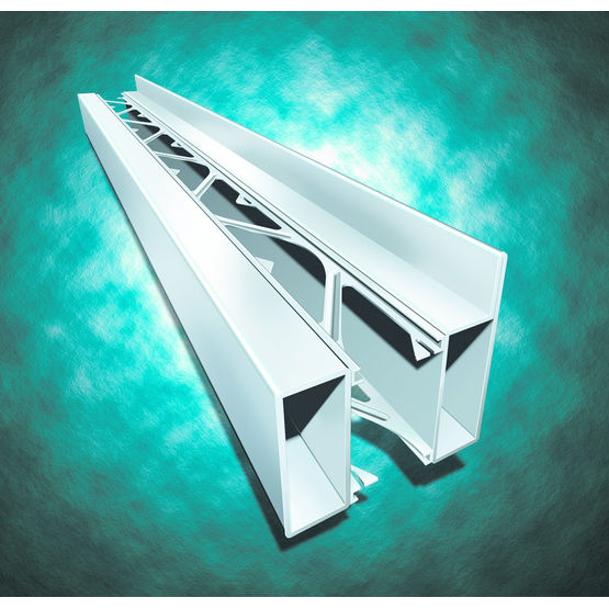 Profil acier isolation thermique renforc e forster kdi - Profile u acier ...