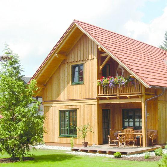 Profil s de construction en bois massif naturi tbn 19 for Construction en bois massif