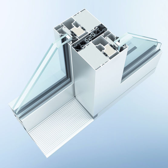 profil s en aluminium pour portes coulissantes profiserie 170 es heroal. Black Bedroom Furniture Sets. Home Design Ideas