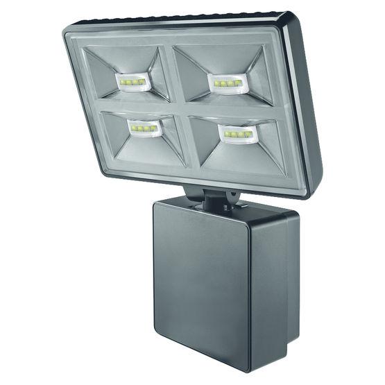 projecteur led orientable sans d tecteur de mouvements luxa 102 180 led theben. Black Bedroom Furniture Sets. Home Design Ideas