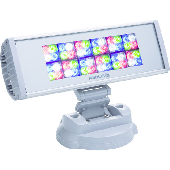 Projecteur led pour l 39 clairage monumental ext rieur for Lumiere a led pour exterieur