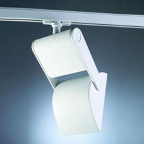 projecteur orientable sur rail pat re ou en applique artemide. Black Bedroom Furniture Sets. Home Design Ideas