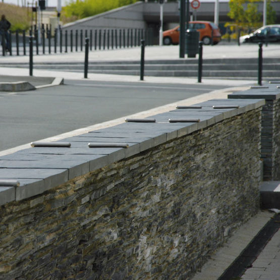 Protection contre les skateboards - AREA