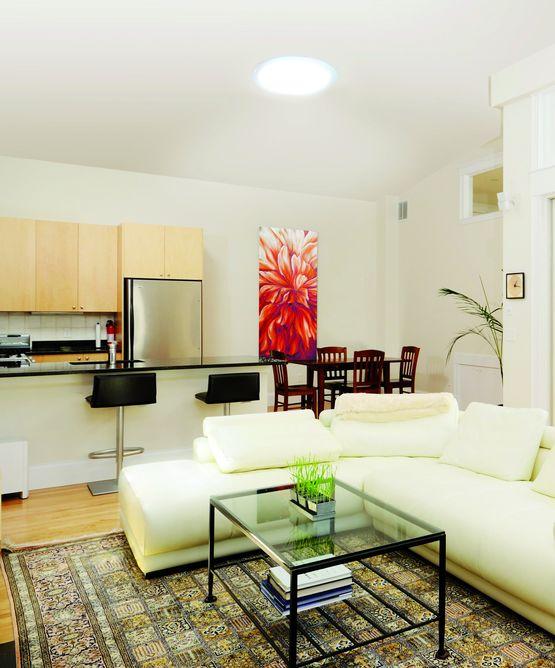 solatube brighten up 290ds 350 mm puit de lumi re pour. Black Bedroom Furniture Sets. Home Design Ideas