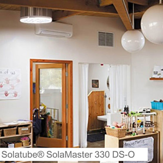 solatube solamaster 330ds c 330ds o puits de lumi re. Black Bedroom Furniture Sets. Home Design Ideas