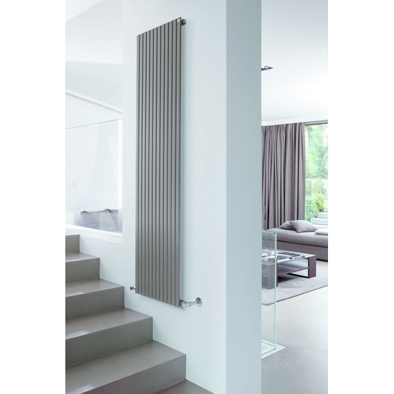 radiateur eau chaude avec 1 3 rang es de tubes regolo caleido david b. Black Bedroom Furniture Sets. Home Design Ideas
