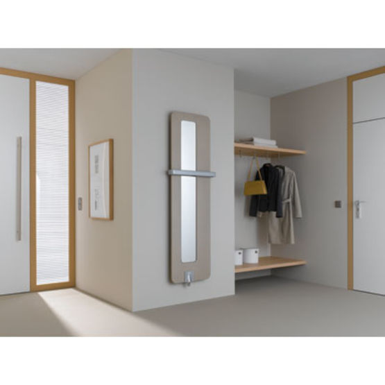 Radiateur eau chaude pour pose verticale ou horizontale for Radiateur eau chaude design