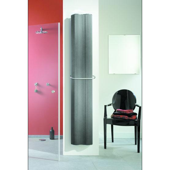 radiateur courbe fa ade aluminium et corps de chauffe acier acova. Black Bedroom Furniture Sets. Home Design Ideas