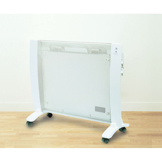 radiateur lectrique mural ou sur socle pmrd alpatec. Black Bedroom Furniture Sets. Home Design Ideas