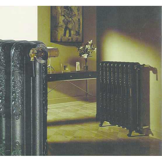 radiateur fonte eau chaude ou lectrique r tro steka design. Black Bedroom Furniture Sets. Home Design Ideas